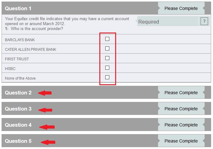 verifici credit score raspunde la intrebari