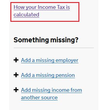 recuperare taxe uk anglia tax code gresit recuperare 2