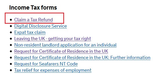 recuperare taxe uk anglia tax code gresit recuperare 3