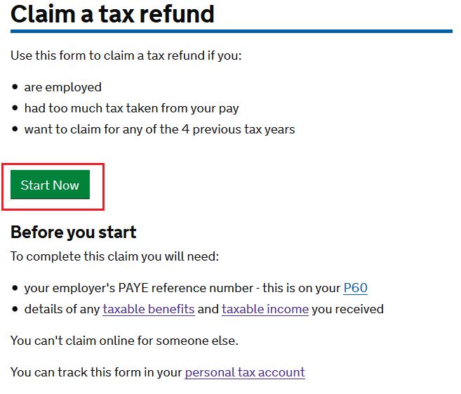 recuperare taxe uk anglia tax code gresit recuperare 5