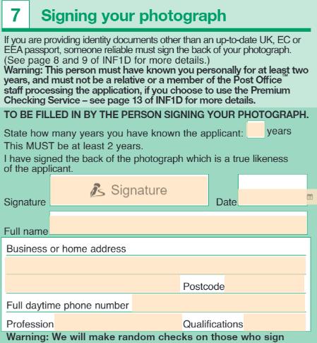permis provizoriu uk completare aplicatie 8